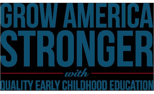 Grow America Stronger Campaign Logo
