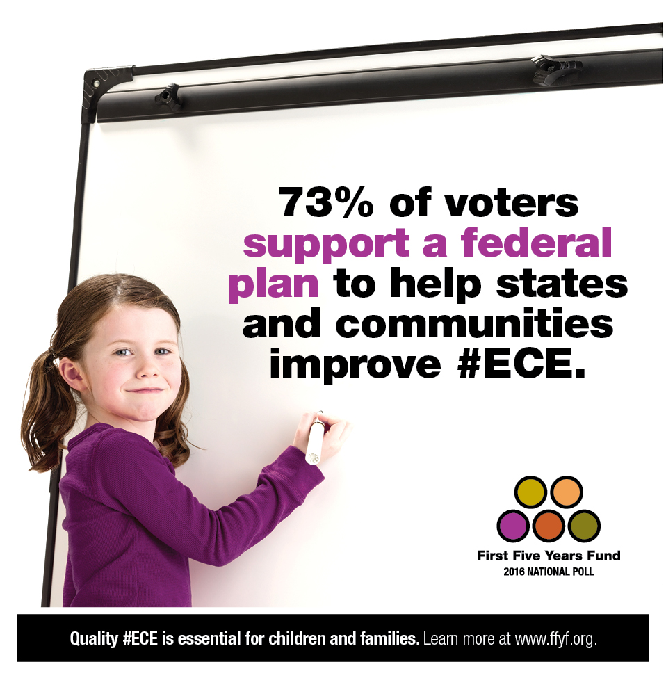 2016 National Poll: Voters Support a Federal Plan to Help States and Communities Improve ECE