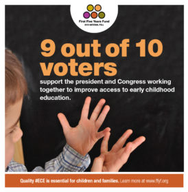2016 National Poll: Voters Want Congress and the Next President to Make ECE More Accessible