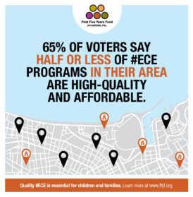 2016 National Poll: Voters See a Critical Lack of Quality, Affordable Early Childhood Education