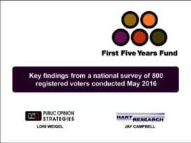2016 National Poll: Key Findings