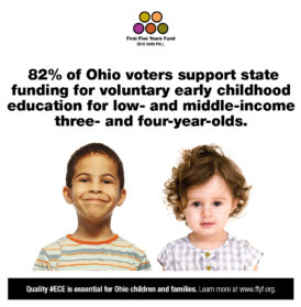 2016 Ohio Poll: Voters Express Strong Support For State Funding in Early Education