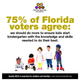 2016 Florida Poll: Three-in-Four Florida Voters Say We Should Do More To Prepare Kids for School