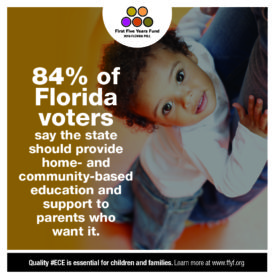 2016 Florida Poll: Voters Say The State Should Provide Home- And Community-Based Support For Parents Who Want It