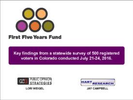 2016 Colorado Poll: Presentation