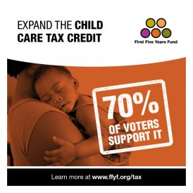 70% of Voters Support Expanding the Child Care Tax Credit